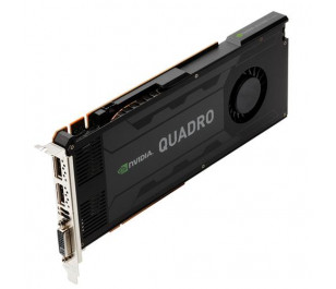 PNY Quadro K4000 3GB 192Bit GDDR5 Profesyonel Ekran Kartı (VCQK4000-PB)