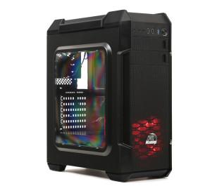 Akasa Venom LX USB 3.0 600W 80+ Bronze Mid Tower Oyuncu Kasası