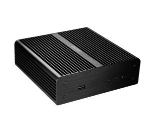 Dark EVO XS107  Intel Atom  , 4GB / 120GB SSD,2xHDMI Mini NUC PC