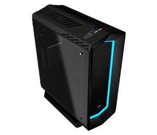 Aerocool P7-C1 Pro RGB Led Fanlı Siyah ATX Kasa