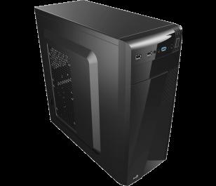 Aerocool CS1101 400W USB 3.0 Siyah ATX Kasa
