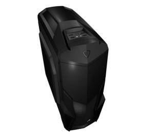 Aerocool Cruisestar Advance 500W USB 3.0, 3 Fanlı Kart Okuyuculu, SSD Ready, Pencereli Mid Tower ATX Kasa