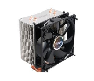 Akasa Nero 3 Intel 775/1155/1156/1366/2011 ve AMD AM2/AM3/AM4/FM1 İçin Premium İşlemci Soğutucusu (Ryzen Uyumlu)