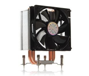 Akasa Nero 3 Intel 775/1155/1156/1150/1151 AM2/AM2+/AM3/AM3+ Uyumlu İşlemci Soğutucusu
