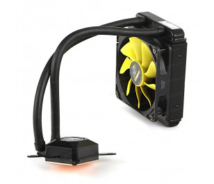 Akasa Venom A10 Intel LGA 775/115X/1366/2011 ve AMD/AM2+/AM3/AM3+/FM1/FM2 120mm Radyatör Sıvı Soğutma Sistemi