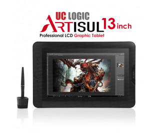 "Artisul UCSP1301 1920x1080 IPS  13.3""  Grafik Tablet"
