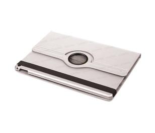 Dark iPad PRO 360 Dönebilen Kılıf (Gümüş Gri)