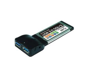Dark U3E Çift USB 3.0 Portlu Notebook Express34 Kart