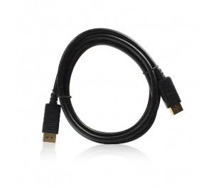 Dark 3 Metre DisplayPort Kablo (v1.2 2160P Altın Uçlu)