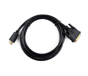 Dark 3m DVI - HDMI Çift Yönlü Görüntü Bağlantı Kablosu