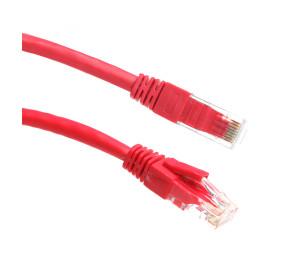 Dark 0,25m Cat6 CU AWG24/7 UTP Kırmızı Patch Network Kablosu