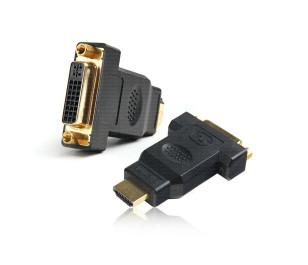 Dark DVI-D - HDMI Dönüştürücü (DVI-D dişi - HDMI erkek)