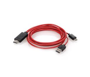 Dark 1.8m Samsung 11Pin MHL - HDMI Kablo