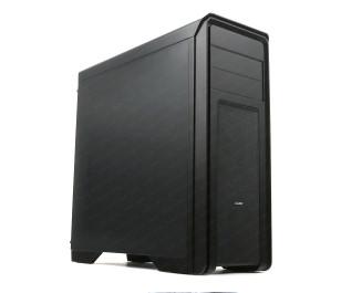 Dark Intel i5 6600K 3.5Ghz işlemci, 8GB DDR4 Bellek, 256GB SSD, 2TB HDD, PNY GRPRO 4200 veya Firepro 2460, 600W 80Plus Bronze( DK-PC-EY100)
