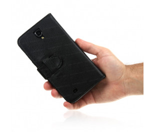 Dark Evo P60 Siyah Deri Kılıf