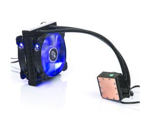 Dark AquaForce W120 Intel 775/1155/1156/1150/1151/LGA 2011/LGA 2066 AM2/AM2+/AM3/AM3+/AM4 Uyumlu Çift Fanlı Sıvı Soğutma Sistemi