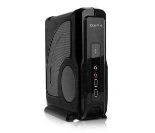 Dark EVO S304 i3 4130T , 4GB / 1 TB HDD ,VGA/DVI/HDMI, USB3.0,Mini-ITX PC