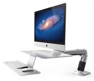 Ergotron WorkFit-A Apple Monitör/Klavye Stand