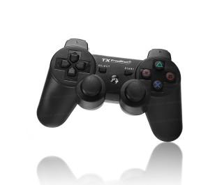 TX FreeShot Çift Analog,Kablosuz,Titreşimli PC/PS3 Gamepad