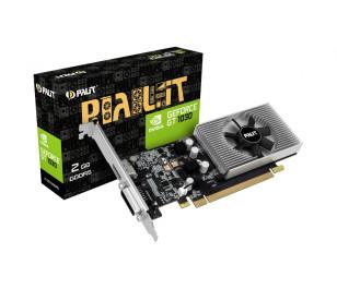 Palit GeForce GT1030 2GB 64-Bit GDDR5 DVI-D, HDMI PCI-E Ekran Kartı