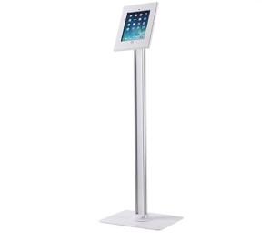 """Dark iPad 2/3/4/Air/Air 2 & 9.7"""" iPad Pro Uyumlu Kilitli Tablet Standı"""