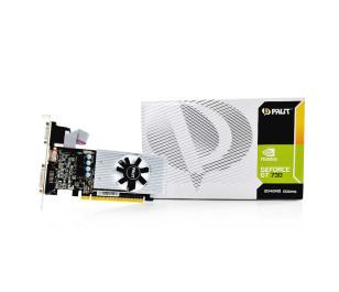 Palit GeForce GT730 2GB 64-Bit GDDR5 VGA, DVI-D, HDMI PCI-E Ekran Kartı