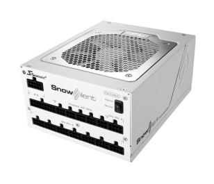 Seasonic Snow Silent 1050W 80+ Platinum 87A Single Rail Modüler Beyaz Güç Kaynağı