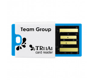 Team TR11A1 USB 2.0 Mavi Kart Okuyucu