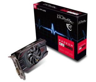 Sapphire RX560 4GB D5 128Bit PULSE GDDR5 Ekran Kartı (11267-18-20G)