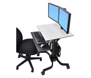 Ergotron Workfit-C LCD/Laptop Stand İş İstasyonu