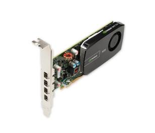 PNY Quadro NVS 510 2GB 128Bit DDR3 Ekran Kartı (VCNVS510DVI-PB)