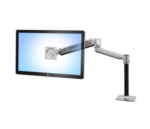 Ergotron LX Serisi HD Sit-Stand Masaüstü LCD TV / Monitör Kolu