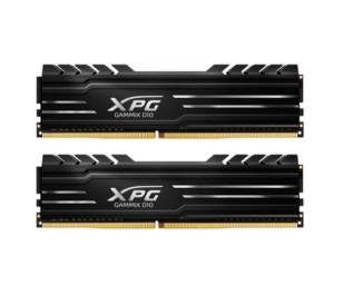 Adata DDR4 16GB(2x8GB) 3000MHz SINGLE XPG GAMMIX D10 Black Ram (AX4U300038G16A-BB10/2)