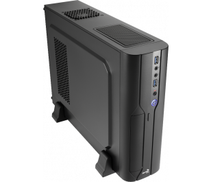 Aerocool CS-101 350W 80+ Bronze USB 3.0 Micro ATX/Mini ITX Siyah Kasa