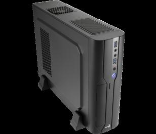 Aerocool CS-101 450W 80+ Bronze USB 3.0 Micro ATX/Mini ITX Siyah Kasa