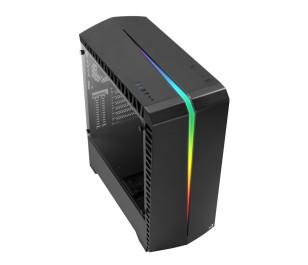 Aerocool Scar 500W 80+ RGB Tempered Glass USB 3.0 ATX Oyuncu Kasası
