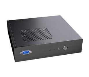 Akasa Cypher SP 120W Adaptörlü Thin-Mini ITX Kasa
