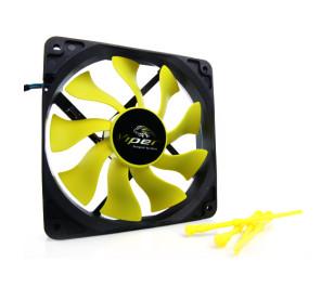 "AKASA ""Viper"" 14cm S-Flow Yüksek Performanslı Sessiz Fan"