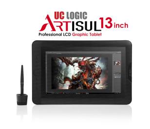 "Artisul UCSP1301 1920x1080 IPS  13.3""  Grafik Tablet"