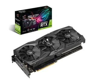 Asus RTX2070 OC 8GB ROG STRIX OC 256Bit GDDR6 Ekran Kartı (ROG-STRIX-RTX2070-O8G-GAMING)