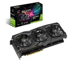 Asus GeForce GTX1660TI ROG STRIX Advanced Edition 6GB 192Bit GDDR6 Ekran Kartı (ROG-STRIX-GTX1660TI-A6G-GAMING)