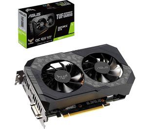 Asus GeForce GTX1660TI TUF OC 6GB 192Bit GDDR6 Ekran Kartı (TUF-GTX1660TI-O6G-GAMING)
