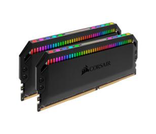Corsair DDR4 32GB(2x16GB) 3466MHz Dominator Platinum RGB Dual Kit Ram CMT32GX4M2C3466C16
