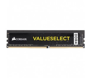 CORSAIR 8GB DDR4 2400MHz CL16   Soğutucusuz Dımm Bellek(CMV8GX4M1A2400C16)