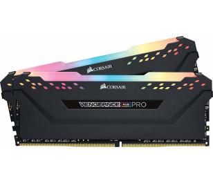Corsair DDR4 16GB(2x8) Vengeance RGB PRO 3000MHz Ram Bellek (CMW16GX4M2C3000C15)