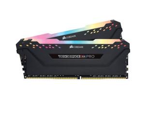 Corsair DDR4 16GB(2x8GB) Vengeance RGB PRO 3200MHz Ram Bellek (CMW16GX4M2C3200C16)