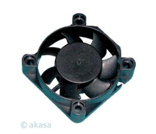 Akasa Classic Black 4cm Fan