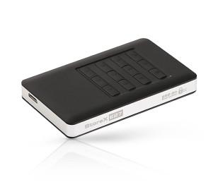 "Dark Storex E27 2.5"" 256 Bit AES Donanımsal Şifreli USB 3.0 SATA Disk Kutusu"