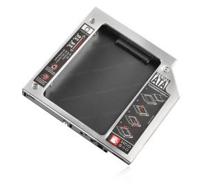 Dark StoreX X.Tray Notebook Optik Sürücü SATA Disk Yuvası Dönüştürücü (12.7mm)