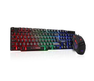 Dark GK1000 Mekanik Hisli Klavye + GM1000 Oyuncu Mouse